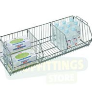 1000mm  Stacking Baskets - Set